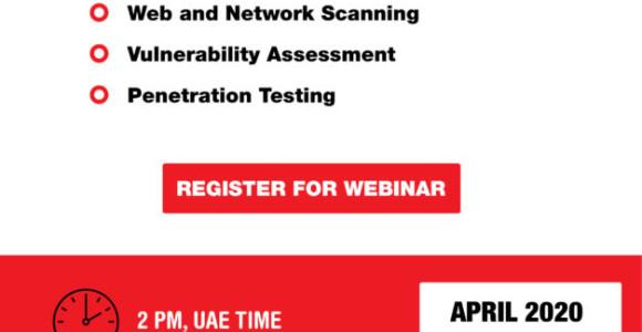 Acunetix Webinar Mailshot-9th April 2020