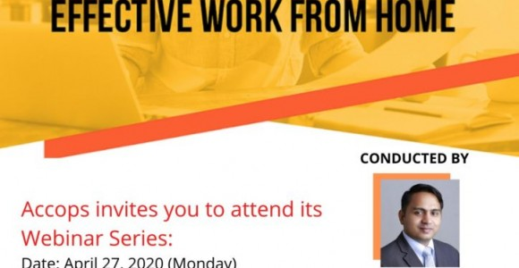 Accops Enable Secure & Effective Work from Home Webinar